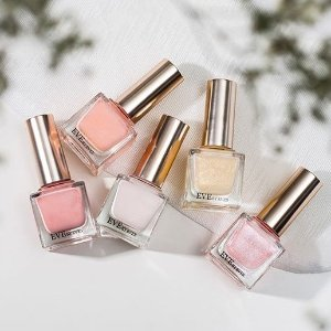 5/$39Dealmoon Exclusive: Eve by Eve's Nail Polish