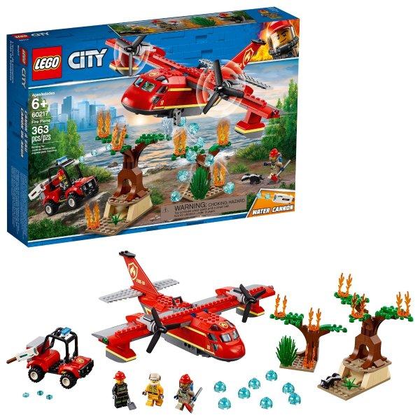 城市系列 火警救援飞机 60217