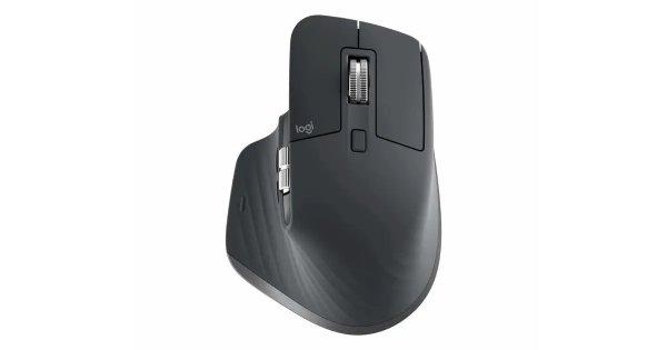 MX Master 3 Wireless Mouse (Graphite) | Keyboards & Keypads |