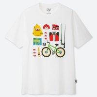 Uniqlo POKEMON T恤
