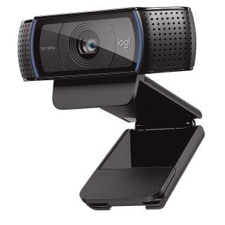 $39.99Logitech HD Pro C920 网络高清摄像头