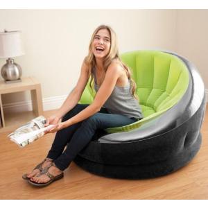 $29.13(原价$53)Intex Empire 充气绿色沙发椅