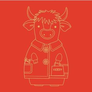 开运红绳2条$50Tory Burch 新年红色系上线 红红火火迎牛年