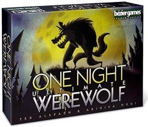 一夜终极狼人