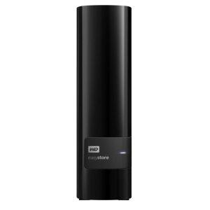 WD easystore 8TB USB3.0 外置硬盘