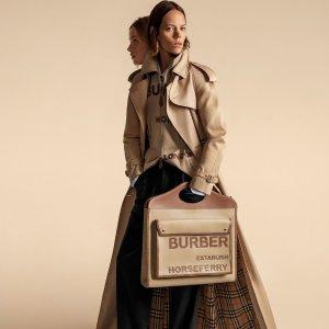 低至2折  £73收T恤BURBERRY  惊喜折上折 英伦风等你来 超帅气场为你独尊