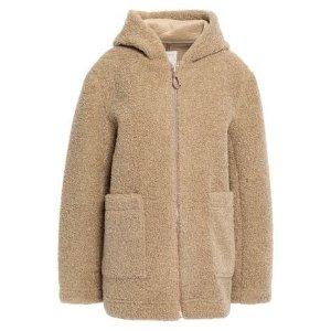 Sandro泰迪熊外套