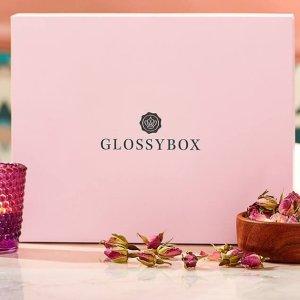 订阅8折 仅€12GlossyBox 10月礼盒上新 价值超过€50的美妆护肤产品