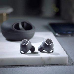 折后€39.99 配无线充电盒AUKEY EP-T10 真无线蓝牙耳机热促 支持蓝牙5.1连接