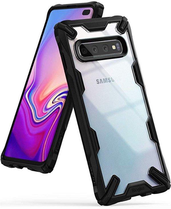 Fusion-X 系列 Galaxy S10 Plus 手机壳 黑色