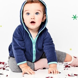 Ending Soon: Up to 60% Off + Extra 25% Off $40+ Or Spend Fun CashKids Outwear @ Carter's