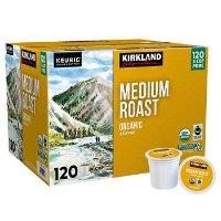 Kirkland K-cup 有机咖啡 120颗装