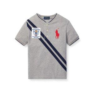 Ralph Lauren男幼小童短袖T恤