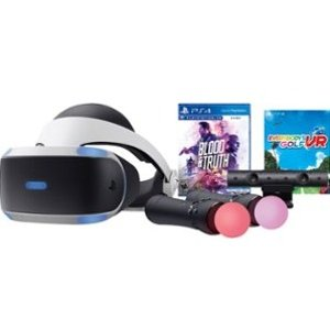 Sony - PlayStation VR Blood & Truth and Everybody's Golf
