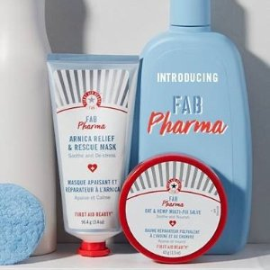 From $6First Aid Beauty Sale