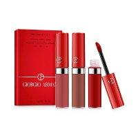 Giorgio Armani 唇釉3件套