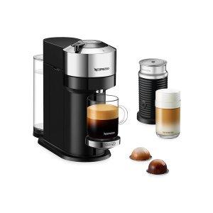 Nespresso30秒升温 满足5款容量杯子Vertuo Next Deluxe 胶囊机套装