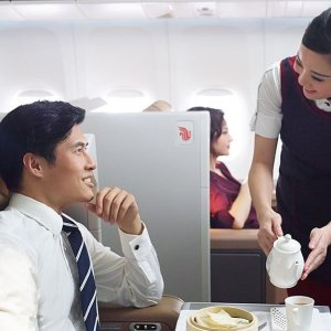 As low as $1326 on Business ClassGuangzhou to San Francisco/ Los Angeles Round Trip Airfare Saving