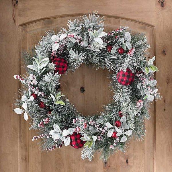 圣诞装饰环