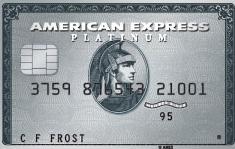 经常出差人士必备!American Express 美国运通白金卡