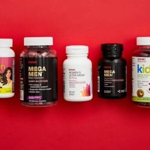 Buy 1 Get 1 Off  50% OffGNC Vitamins & Supplements Sale