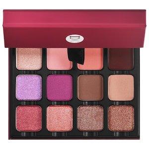 Rosé EDIT Eyeshadow Palette - Viseart | Sephora