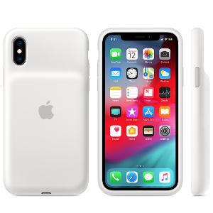最高延长39h, 可无线充电或PD快充Apple 新款官方智能充电保护壳开卖, 完美适配Max/XS/XR