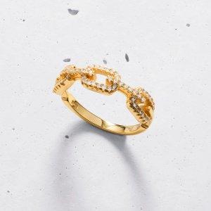 链条感戒指