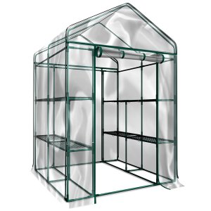 Home-Complete Walk-In Greenhouse