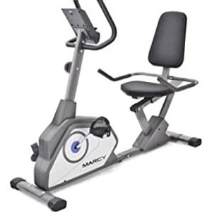 Amazon官网 Marcy磁阻卧式健身车促销 八级磁阻可选
