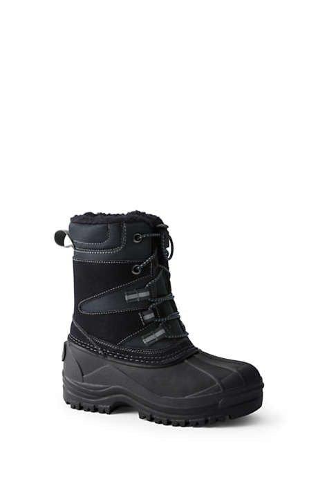 儿童保暖雪地靴