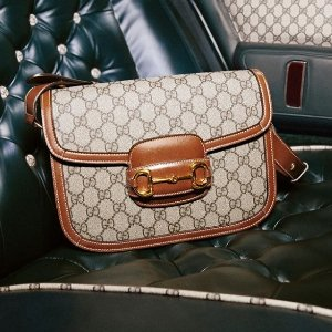 满额8.5折 £1344收新款酒神 围巾也有货Gucci 闪促进行中 新款也加入  好价入酒神、双G、老花、小蜜蜂、小白鞋
