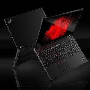 P53 $1479起, P1Gen2好价联想 ThinkPad P系列移动工作站 全场5.5折