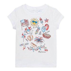 Polo Ralph Lauren女婴短袖T恤