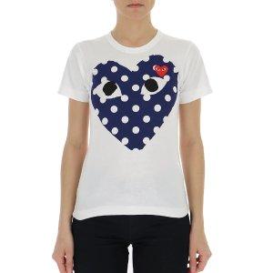 Logo Print T恤