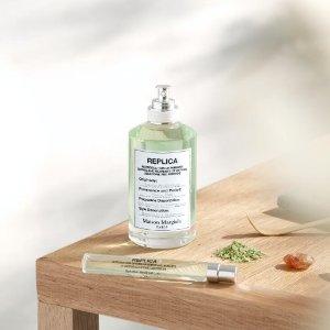 8折起!抢新品抹茶冥想!Maison margiela 法国大师级香水热促!收慵懒周末、泡泡浴