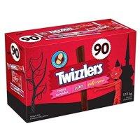 Twizzlers 万圣节水果软糖 90颗分享装