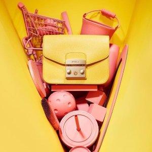 低至6折 Metropolis直降$150Furla 澳洲官网 精选时尚美包促销