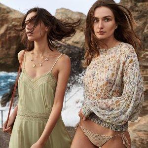低至5折折扣升级:MANGO官网年中大促2018春夏季美衣热卖