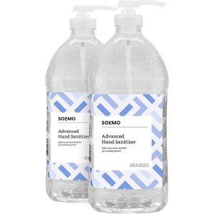 $20.89除菌洗手液超大瓶2L装 x 2瓶