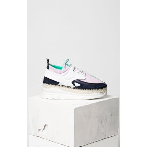 Kenzo厚底鞋