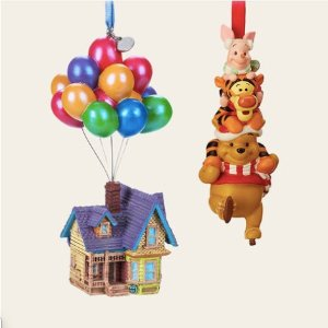 Free Shipping + Starts at $14Select Ornaments Sale @ shopDisney