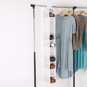$7.81收4件Walmart 精选悬挂式衣物整理收纳格热卖