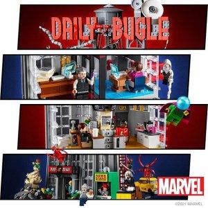双重好礼相送父亲节礼物:LEGO乐高 六月新品 多达50件等你PICK
