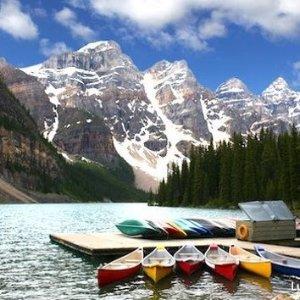 $260/人 游览班夫/贾斯珀/幽鹤国家公园3日加拿大落基山跟团旅行 卡尔加里往返