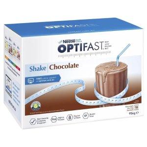 OptifastVLCD Shake Chocolate 18 x 53g