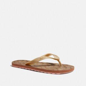 CoachZak Flip Flop