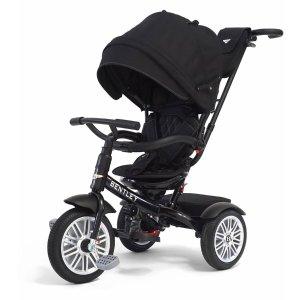 6合1宝宝童车/儿童三轮车 黑色