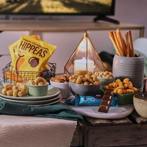 第二件半价 海量零食你来挑Holland & Barrett 零食专区海量上新 美味又健康 吃完不怕胖