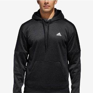 $27.50(原价$55)+包邮adidas 男子运动卫衣促销